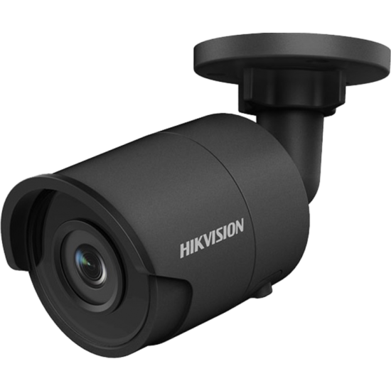 HIKVISION DS-2CD2023G0-I-B 2 MP WDR fix EXIR IP csőkamera; fekete