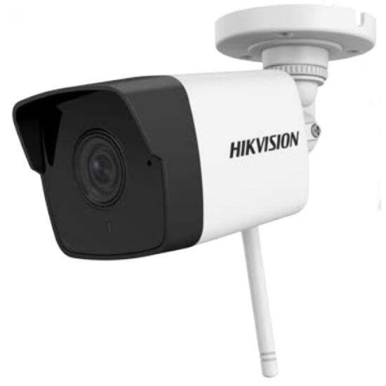 HIKVISION DS-2CV1021G0-IDW1-2-8MM 2 MP WiFi fix EXIR IP csőkamera; beépített mikrofon
