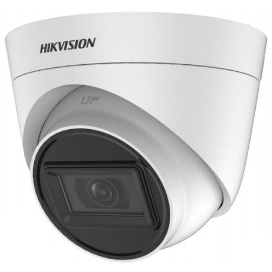HIKVISION DS-2CE78D0T-IT3FS 2 MP THD fix EXIR dómkamera; TVI/AHD/CVI/CVBS kimenet; koax audio