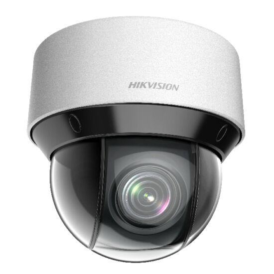 HIKVISION DS-2DE4A204IW-DE 2 MP DarkFighter IR IP mini PTZ dómkamera; 4x zoom; 12 VDC/PoE+
