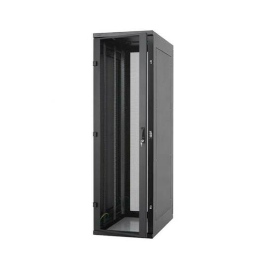 Triton RMA-42-L69-BAY-A1-OZA 42U, szerverszekrény, 600x900 Perforált ajtóval