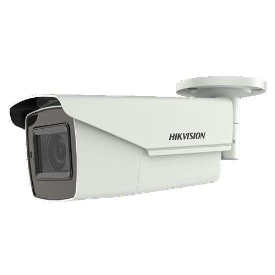 Hikvision DS-2CE16H0T-AIT3ZF 5 MP THD motoros zoom EXIR csőkamera; OSD menüvel; TVI/AHD/CVI/CVBS kimenet