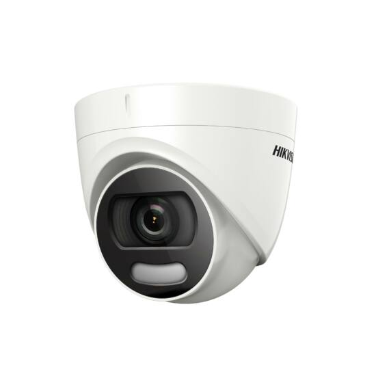 Hikvision DS-2CE72HFT-F 5 MP ColorVu THD WDR fix dómkamera OSD menüvel