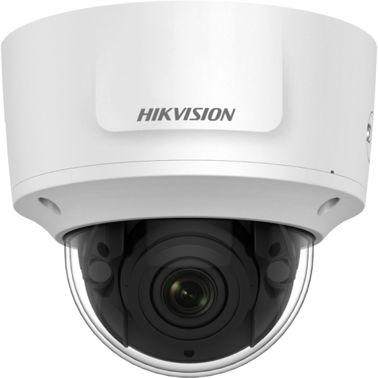 Hikvision DS-2CD2725FHWD-IZS 2 MP WDR motoros zoom EXIR IP dómkamera hang be- és kimenet 50 fps