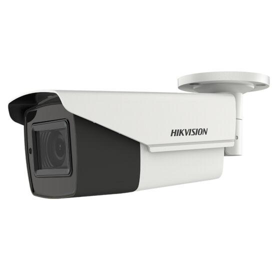 Hikvision DS-2CE19U7T-AIT3ZF 8 MP THD WDR motoros zoom EXIR csőkamera; OSD menüvel; TVI/AHD/CVI/CVBS kimenet