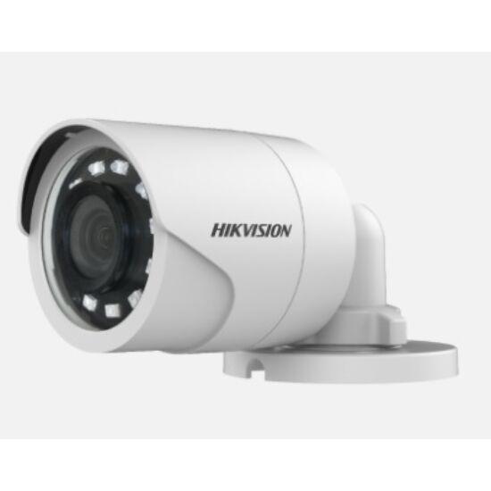 HIKVISION DS-2CE16D0T-IRF-2-8MM 2 MP THD fix IR csőkamera; TVI/AHD/CVI/CVBS kimenet