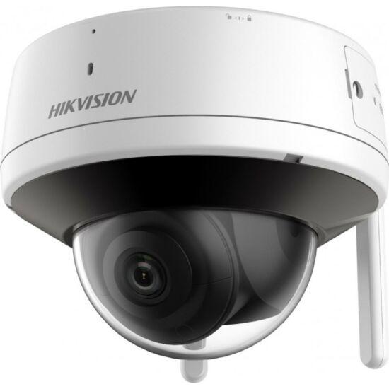 HIKVISION DS-2CV2141G2-IDW 4 MP WiFi fix IR IP dómkamera; wifi