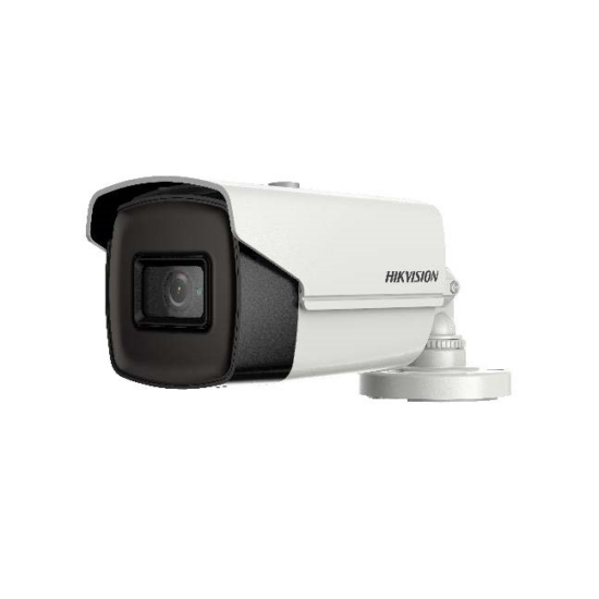 Hikvision DS-2CE16H8T-IT3F 5 MP THD WDR fix EXIR csőkamera; OSD menüvel; TVI/AHD/CVI/CVBS kimenet