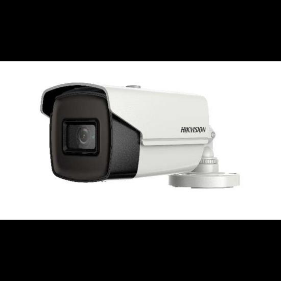HIKVISION DS-2CE16H8T-IT5F 5 MP THD WDR fix EXIR csőkamera; OSD menüvel; TVI/AHD/CVI/CVBS kimenet