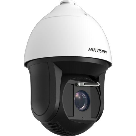 HIKVISION DS-2DF8825IX-AELW 8 MP EXIR IP PTZ dómkamera; 25x zoom; 24 VAC/HiPoE; ablaktörlővel
