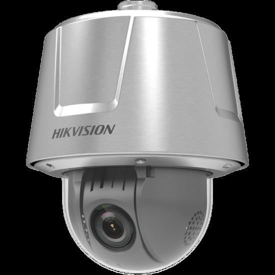 HIKVISION DS-2DT6223-AELY 2 MP WDR IP PTZ dómkamera; 23x zoom; korrózióálló acélház; 24 VAC/PoE