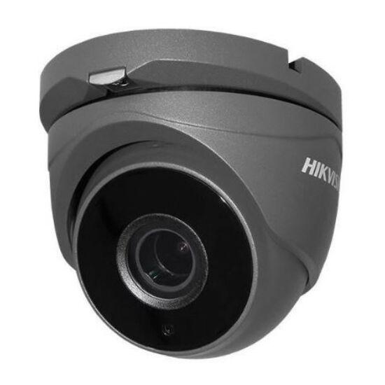 HIKVISION DS-2CE56D8T-IT3ZFB 2 MP THD WDR motoros zoom EXIR dómkamera; OSD menüvel; TVI/AHD/CVI/CVBS kimenet, fekete