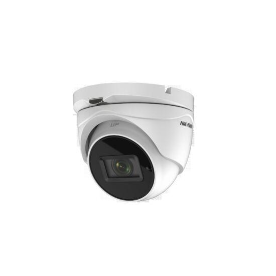 HIKVISION DS-2CE79U7T-AIT3ZF 8 MP THD motoros zoom EXIR dómkamera; OSD menüvel